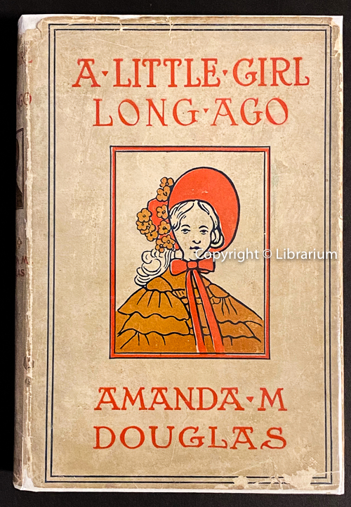 Image for A Little Girl of Long Ago: Or Hannah Ann, A Sequel to A Little Girl in Old New York