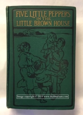 Image for Five Little Peppers in the Little Brown House
