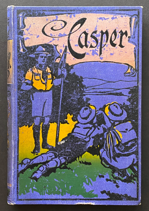Image for Casper: A Tale (on title page), Casper Knight (on half-title page).