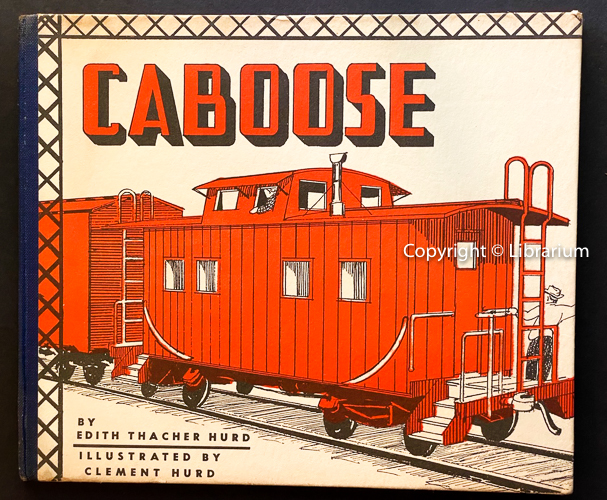 Image for Caboose