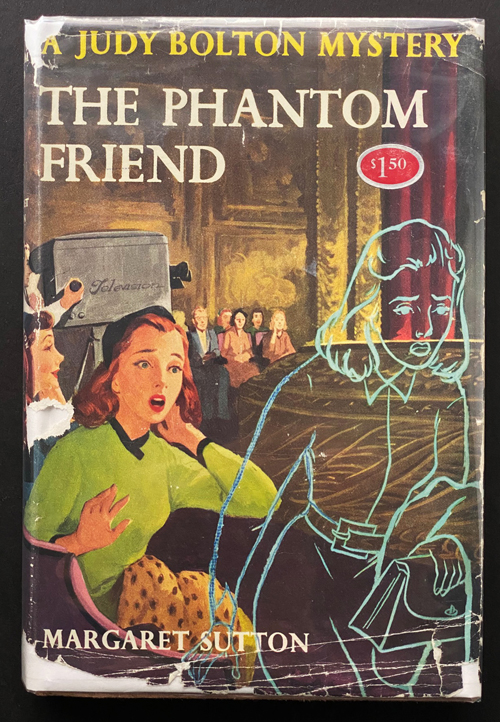 Image for Phantom Friend, #30 (A Judy Bolton Mystery)