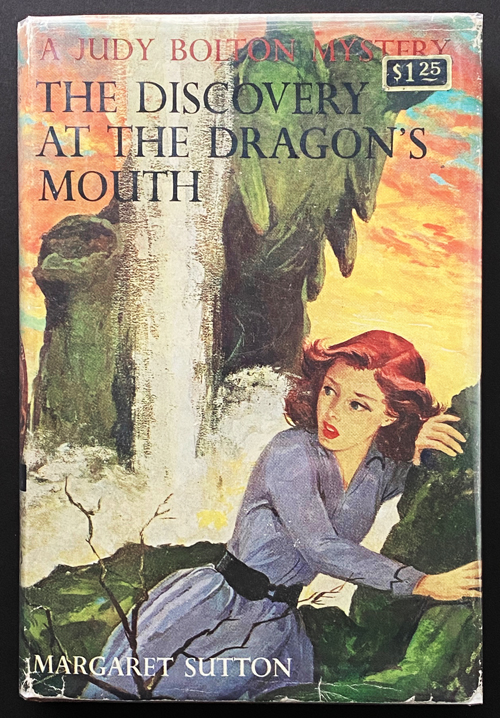 Image for Discovery at the Dragon's Mouth: A Judy Bolton Mystery, #31
