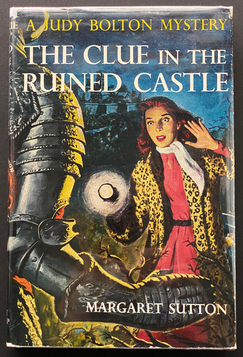 Image for Clue in the Ruined Castle: A Judy Bolton Mystery, #26
