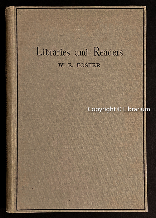 Image for Libraries and Readers