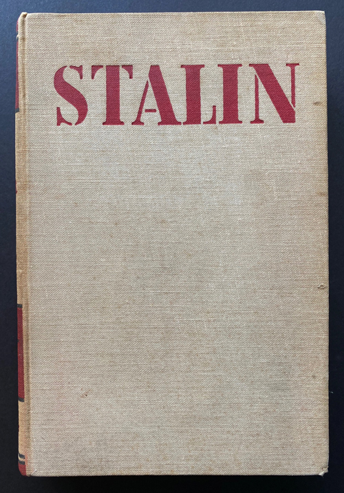 Image for Stalin: The Career of a Fanatic