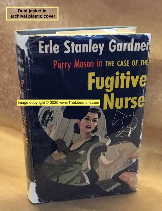 Image for The Case of the Fugitive Nurse (Perry Mason)