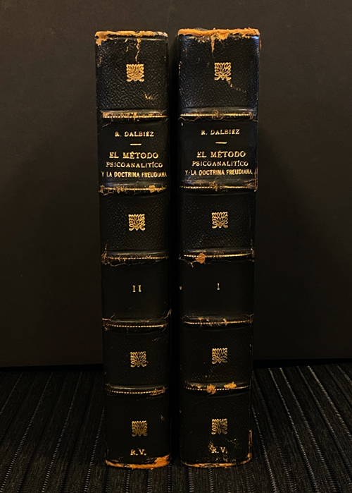 Image for El Methodo Psicoanalitico Y La Doctrina Freudiana. 2 Volumes (El Méthodo Psicoanalítico) (Psychoanalytic Method and the Doctrine of Freud)