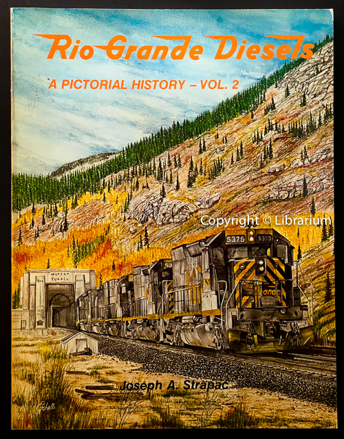 Image for Rio Grande Diesels: A Pictorial History - Vol. 2
