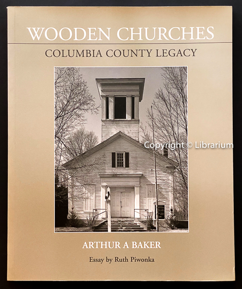 Image for Wooden Churches: Columbia County Legacy