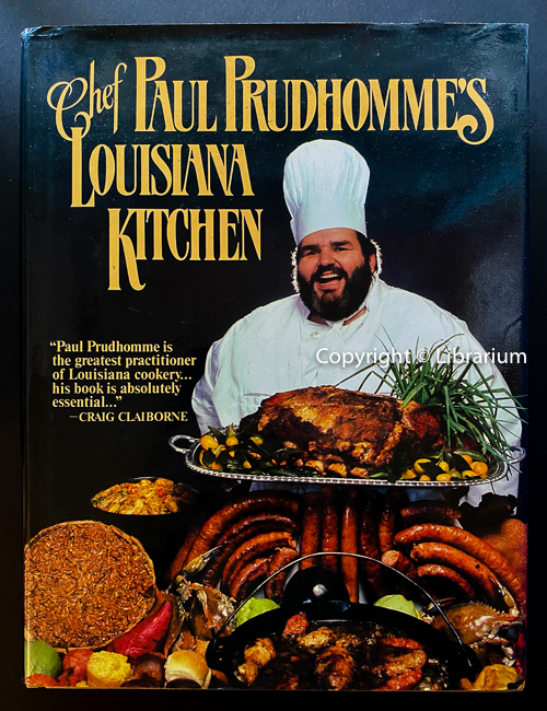Image for Chef Paul Prudhomme's Louisiana Kitchen