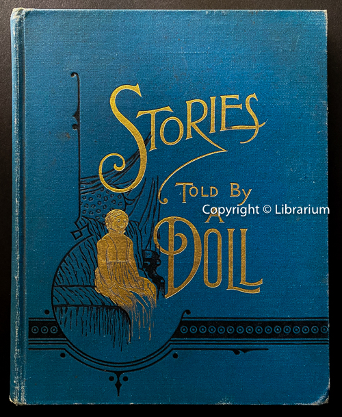 Image for Stories Told by a Doll
