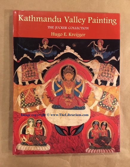 Image for Kathmandu Valley Painting: The Jucker Collection
