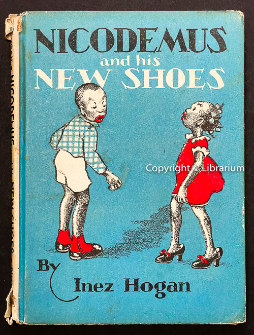 Image for Nicodemus and His New Shoes