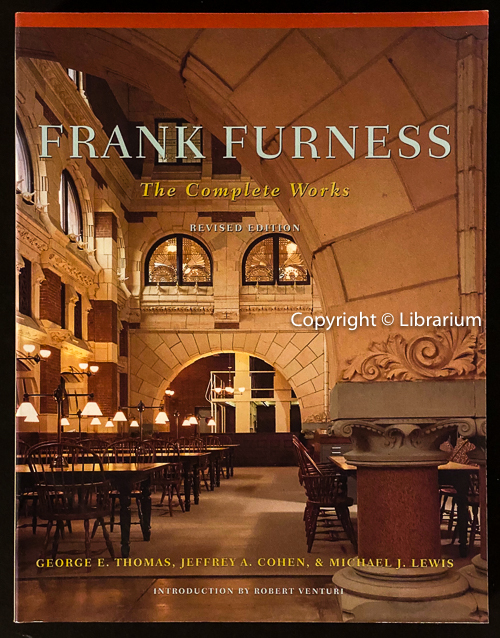 Image for Frank Furness: The Complete Works. Revised Edition