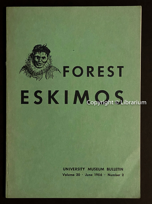 Image for Forest Eskimos: An Ethnographic Sketch of Kobuk River People in the 1880's