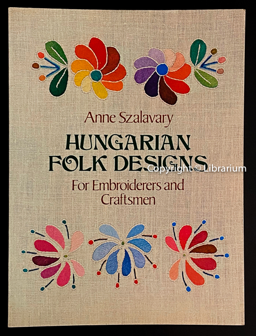 Image for Hungarian Folk Designs for Embroiderers and Craftsmen